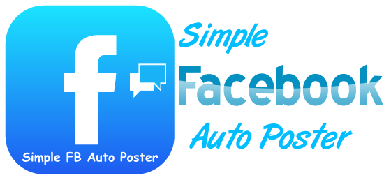 The Best 100% Facebook Groups Auto Poster , Auto Liker , Auto Joiner Logo